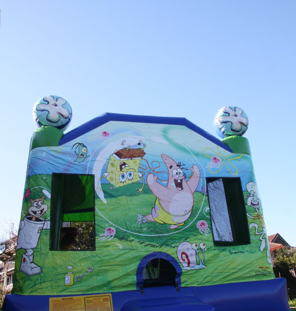 spongebob-4in1-bouncy-castle-combo-7