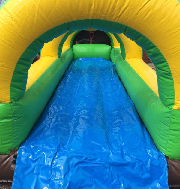 Jungle slip n slide