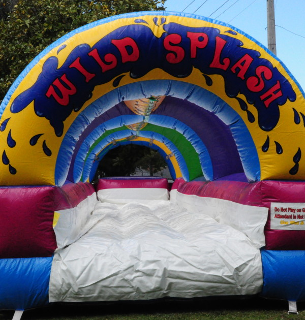 Wild Splash Slip N Slide1