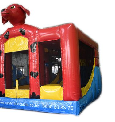 Medium range bouncy castles - Price between $190 - $280/6 hours