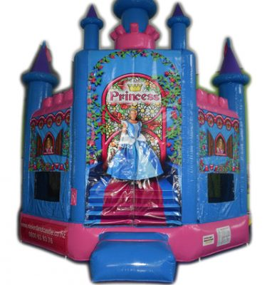 Front of Fantasy princess castle