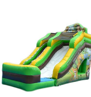 Deluxe range water slides - Price from $320/6 hours